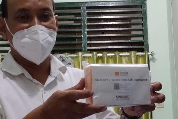 6 Vaksin yang digunakan Untuk Vaksinasi Indonesia